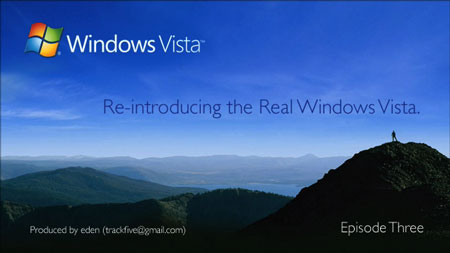 Re-Introducing the Real Windows Vista