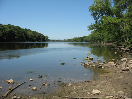 The Theatiki (Kankakee River)
